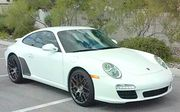 2009 Porsche 911Carrera Coupe 2-Door