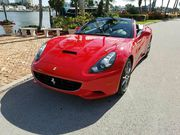2011 Ferrari California Convertible